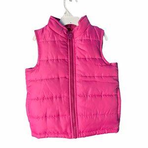 OshKosh B'gosh Pink Vest Size 4T